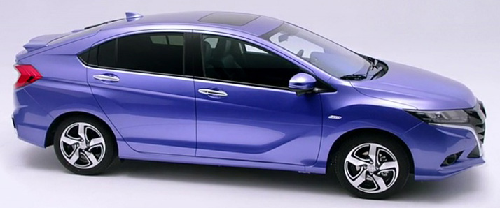 Honda Gienia officially revealed for the Chinese market Image #544160