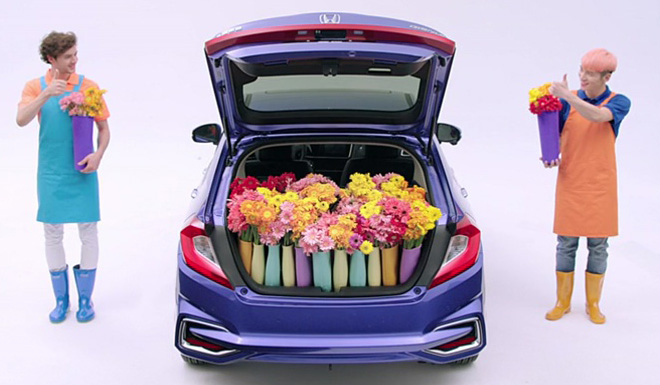 Honda Gienia officially revealed for the Chinese market Image #544162