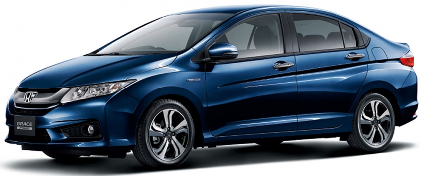 Honda Grace Style Edition launched – JDM only model Image #543387