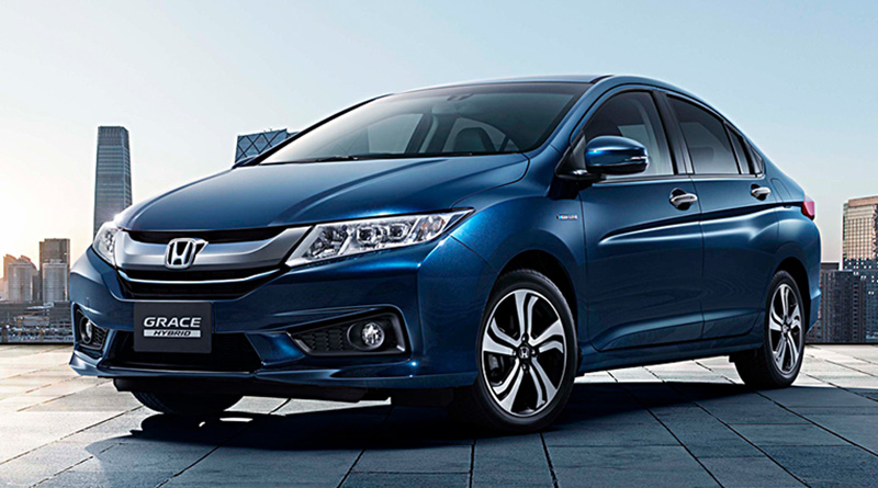 Honda Grace Style Edition launched – JDM only model Image #543389