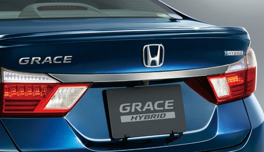 Honda Grace Style Edition launched – JDM only model Image #543392