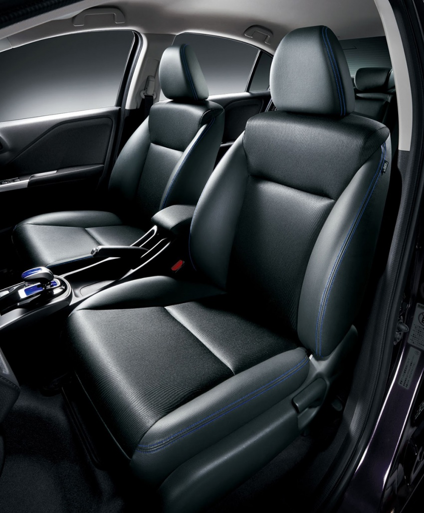 Honda Grace Style Edition launched – JDM only model Image #543393