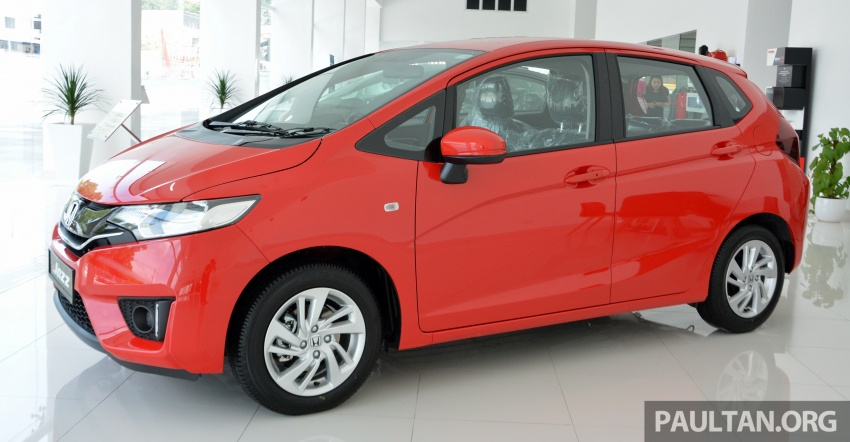 GALLERY: Honda Jazz X – limited-run of 300 examples Image #544005