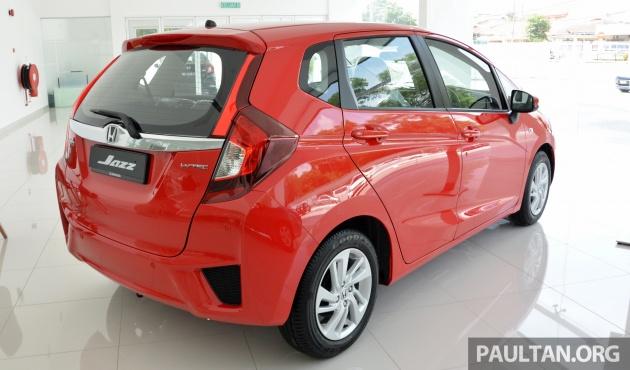 Honda Jazz X 02