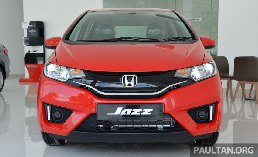 GALLERY: Honda Jazz X – limited-run of 300 examples Image #544007