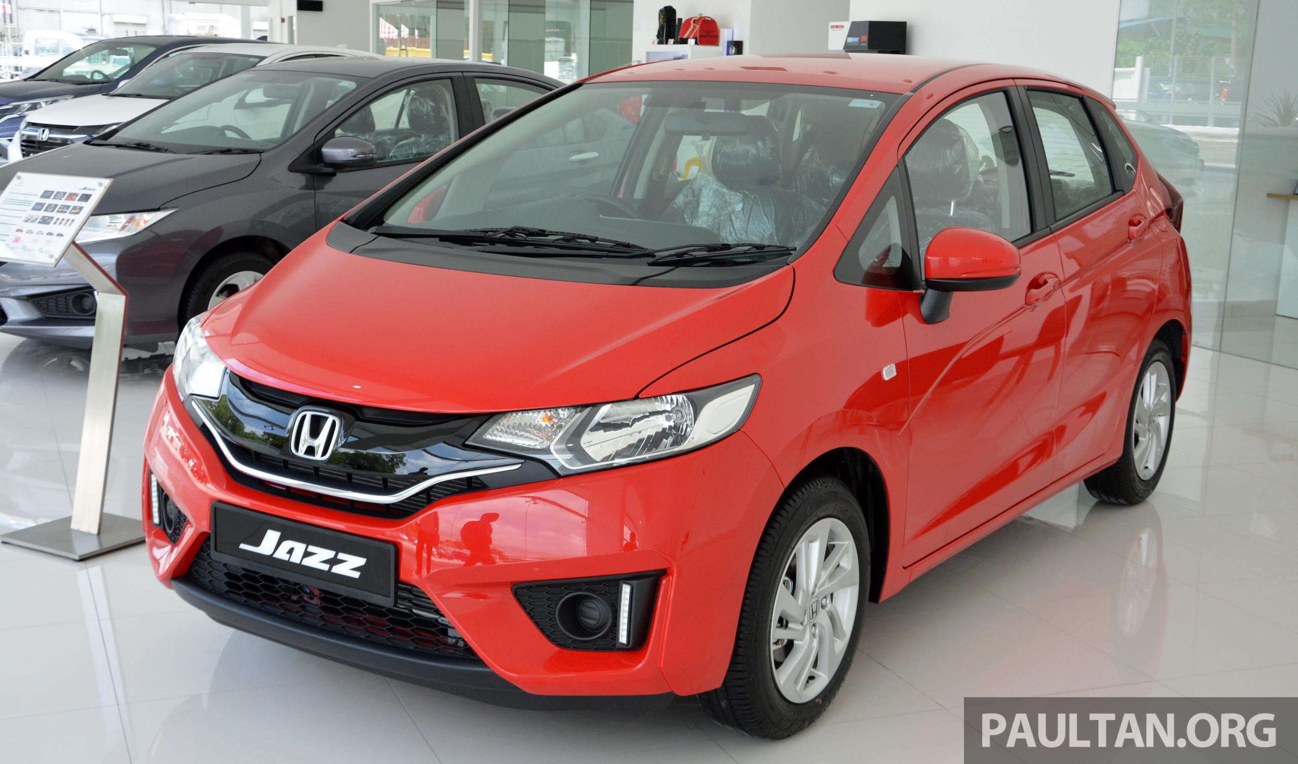 GALLERY Honda Jazz X Limited Run Of 300 Examples Image 544009