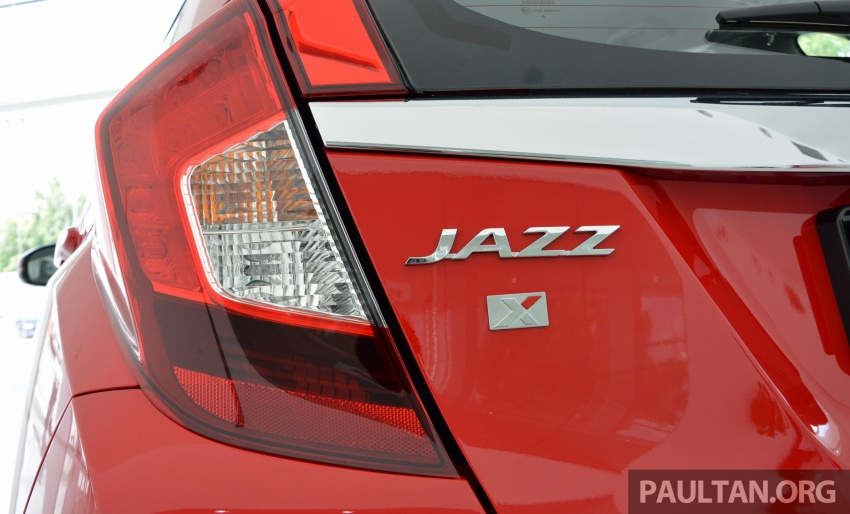 GALLERY: Honda Jazz X – limited-run of 300 examples Image #544012
