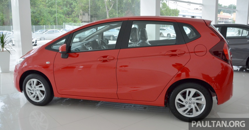 GALLERY: Honda Jazz X – limited-run of 300 examples Image #544016