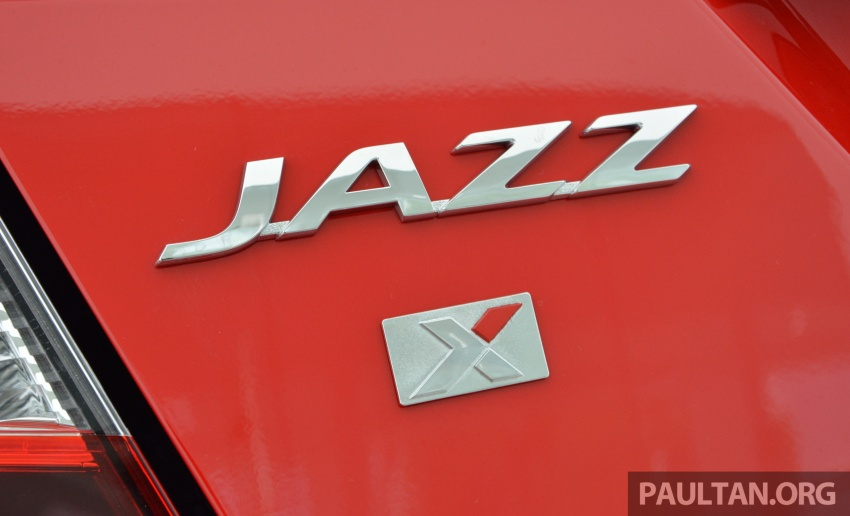 GALLERY: Honda Jazz X – limited-run of 300 examples Image #544023