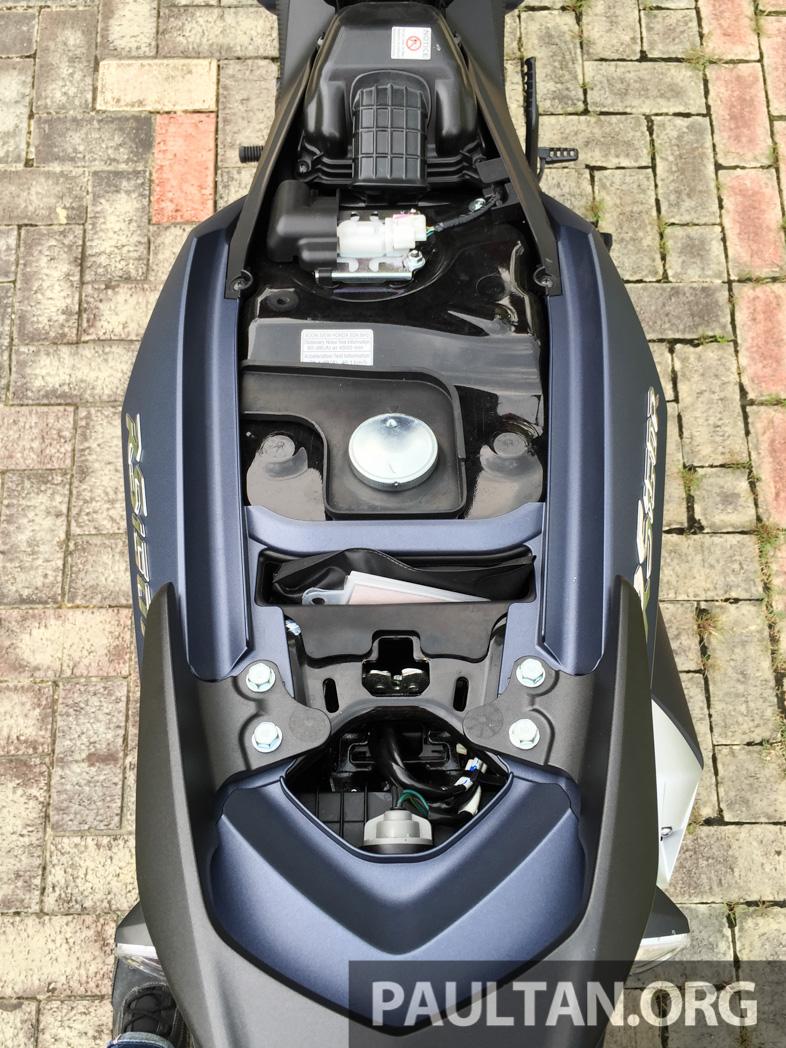 Honda RS150R vs Yamaha Y15ZR – Dua model terhangat bersemuka dalam segmen kapcai sports Image #549517