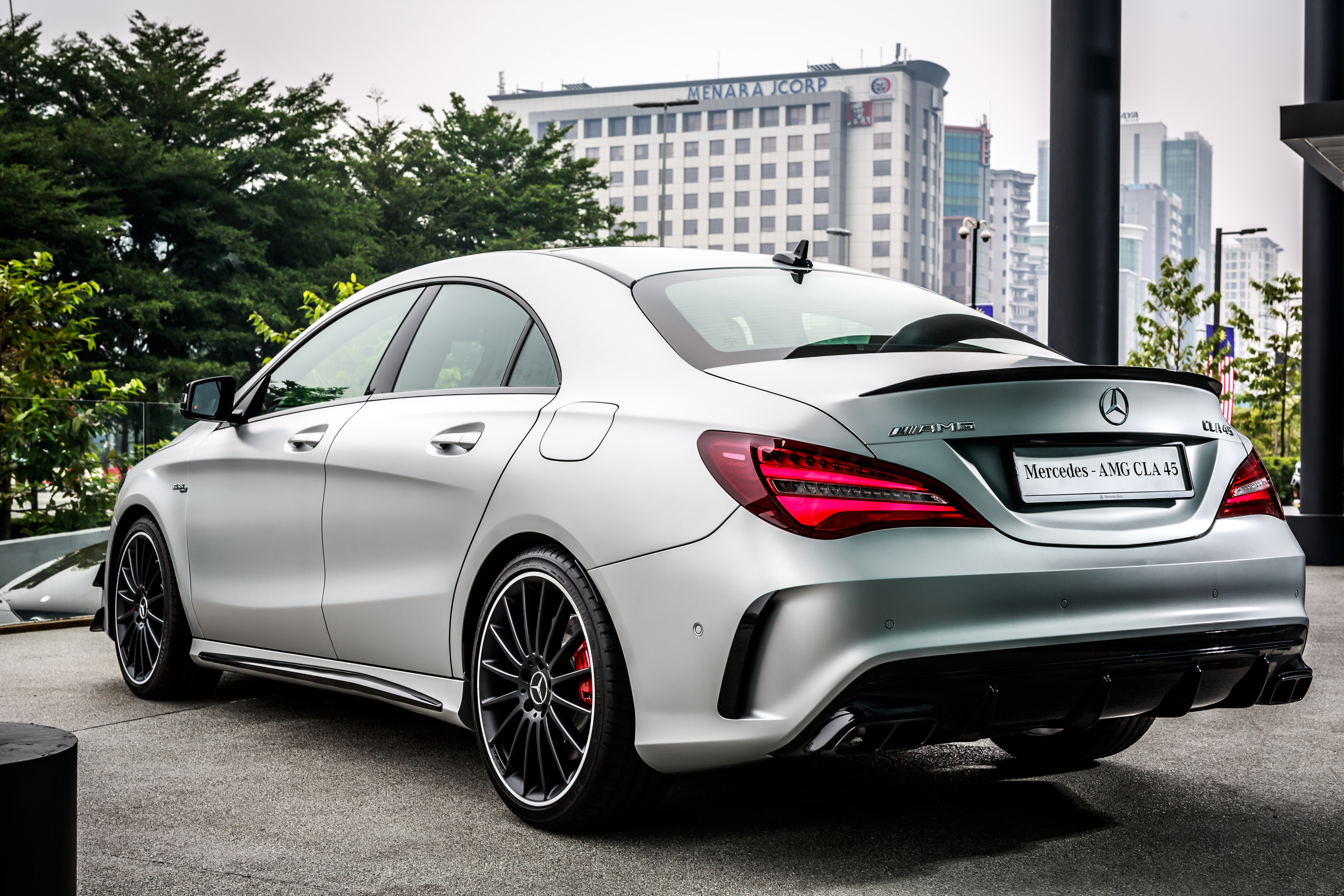 Mercedes Benz Cla 250 >> Mercedes-Benz CLA 'facelift' dilancarkan – CLA200 RM237k, CLA250 RM279k dan AMG CLA45 RM409k ...