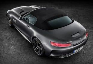 Mercedes-AMG GT C Roadster – punya kuasa 557hp, 680Nm tork dan kelengkapan prestasi daripada GT R Image #549309