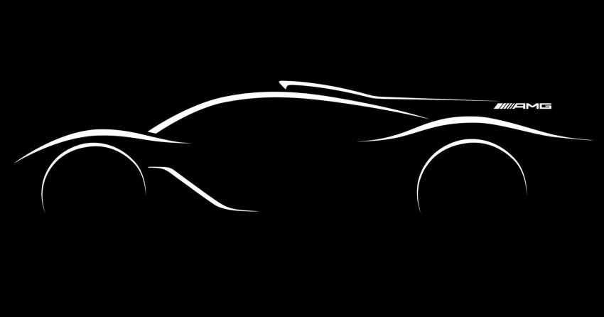 Mercedes-AMG confirms new hypercar with F1 tech Image #555968