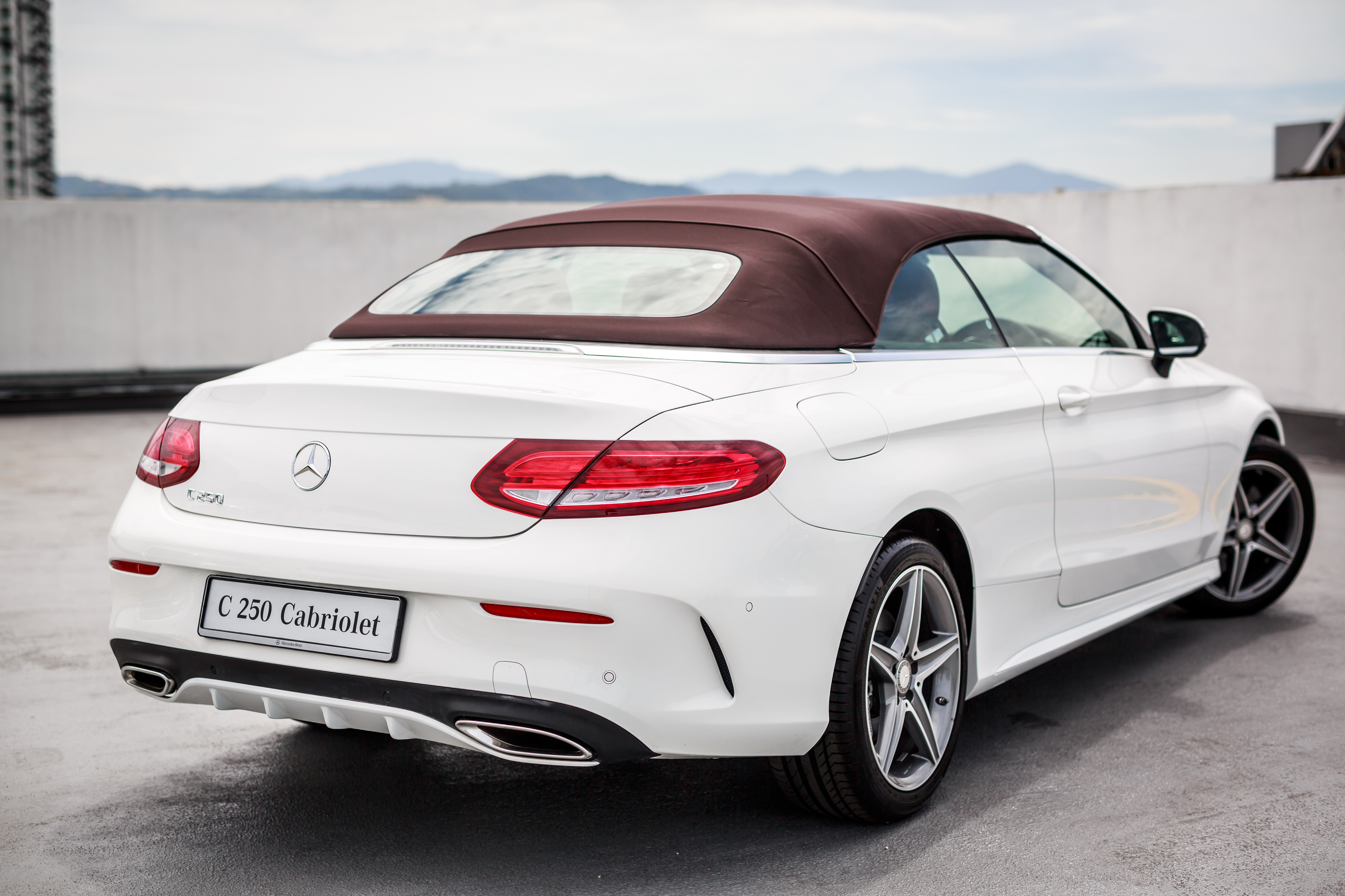 mercedes benz c class cabriolet launched in malaysia c200 rm359k c250 rm389k c300 rm444k. Black Bedroom Furniture Sets. Home Design Ideas