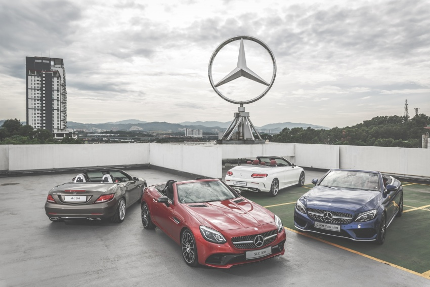 Mercedes-Benz SLC launched in Malaysia – SLC200 at RM398,888, SLC300 AMG Line at RM468,888 Image #555919