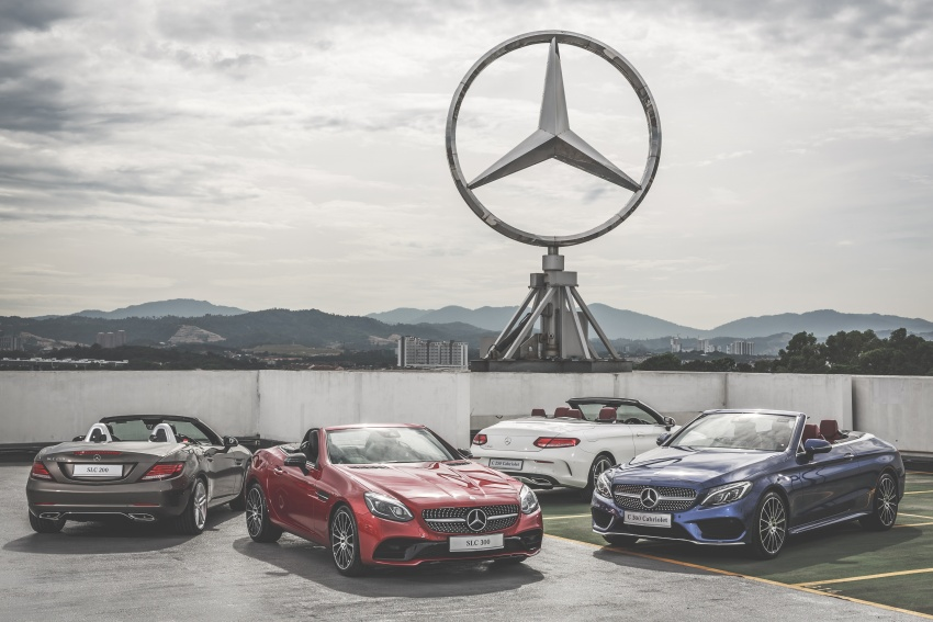 Mercedes-Benz SLC launched in Malaysia – SLC200 at RM398,888, SLC300 AMG Line at RM468,888 Image #555924