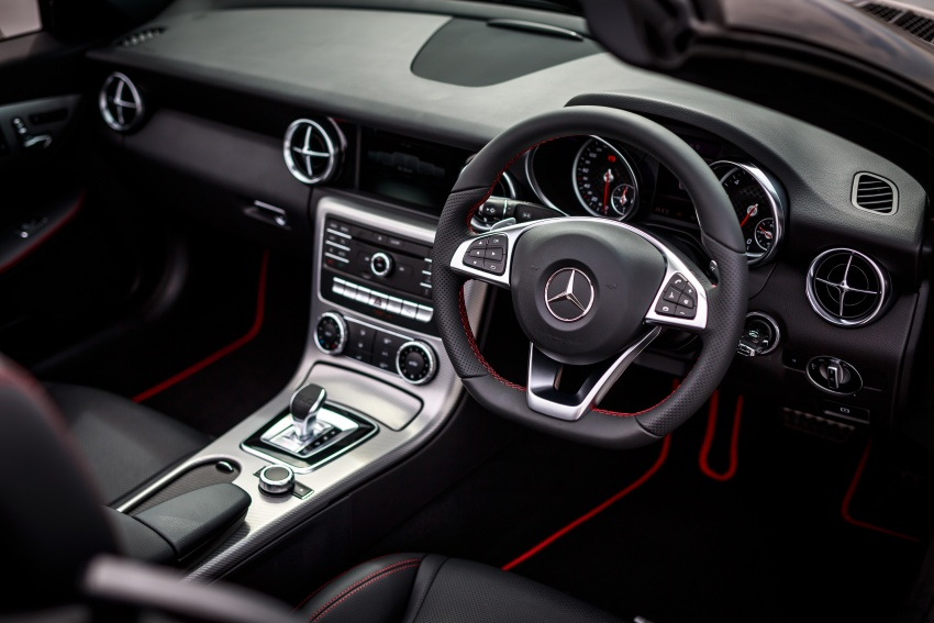 Mercedes-Benz SLC launched in Malaysia – SLC200 at RM398,888, SLC300 AMG Line at RM468,888 Image #555865
