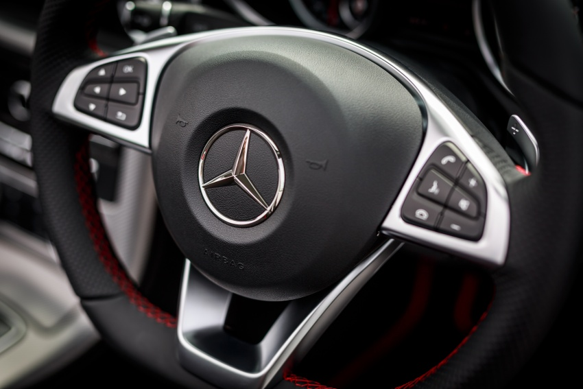 Mercedes-Benz SLC launched in Malaysia – SLC200 at RM398,888, SLC300 AMG Line at RM468,888 Image #555871