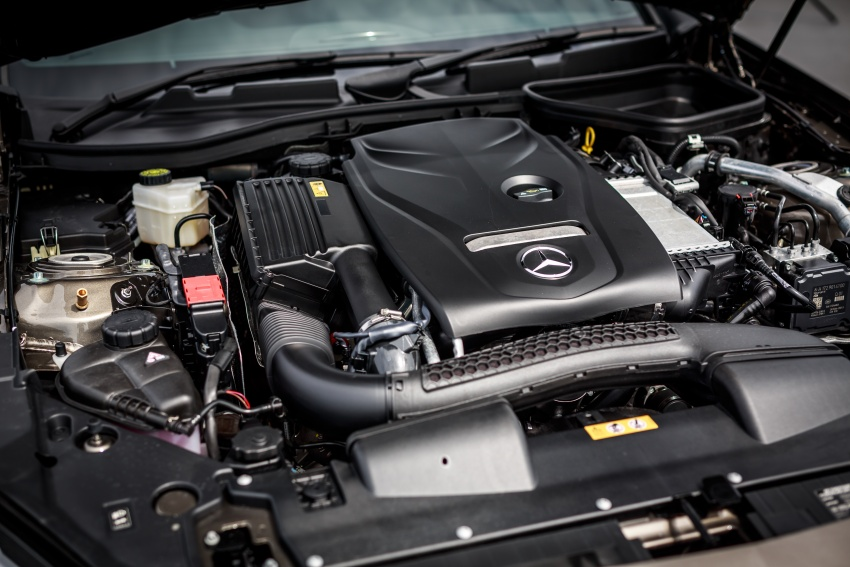 Mercedes-Benz SLC launched in Malaysia – SLC200 at RM398,888, SLC300 AMG Line at RM468,888 Image #555881