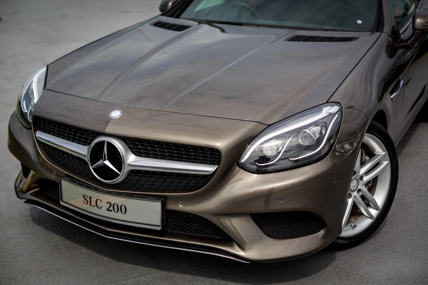 Mercedes-Benz SLC launched in Malaysia – SLC200 at RM398,888, SLC300 AMG Line at RM468,888 Image #555858