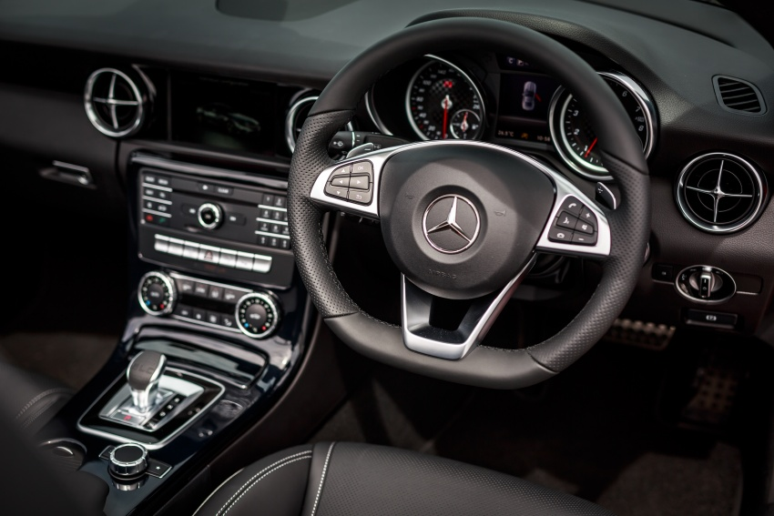 Mercedes-Benz SLC launched in Malaysia – SLC200 at RM398,888, SLC300 AMG Line at RM468,888 Image #555904