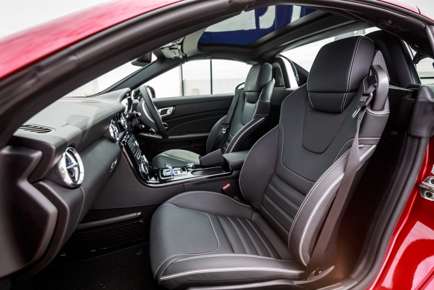 Mercedes-Benz SLC launched in Malaysia – SLC200 at RM398,888, SLC300 AMG Line at RM468,888 Image #555888