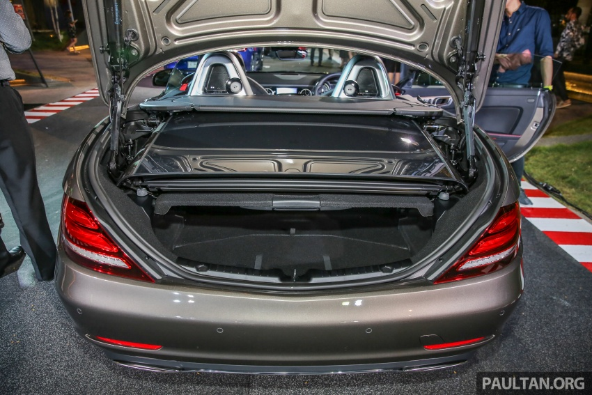Mercedes-Benz SLC launched in Malaysia – SLC200 at RM398,888, SLC300 AMG Line at RM468,888 Image #556803