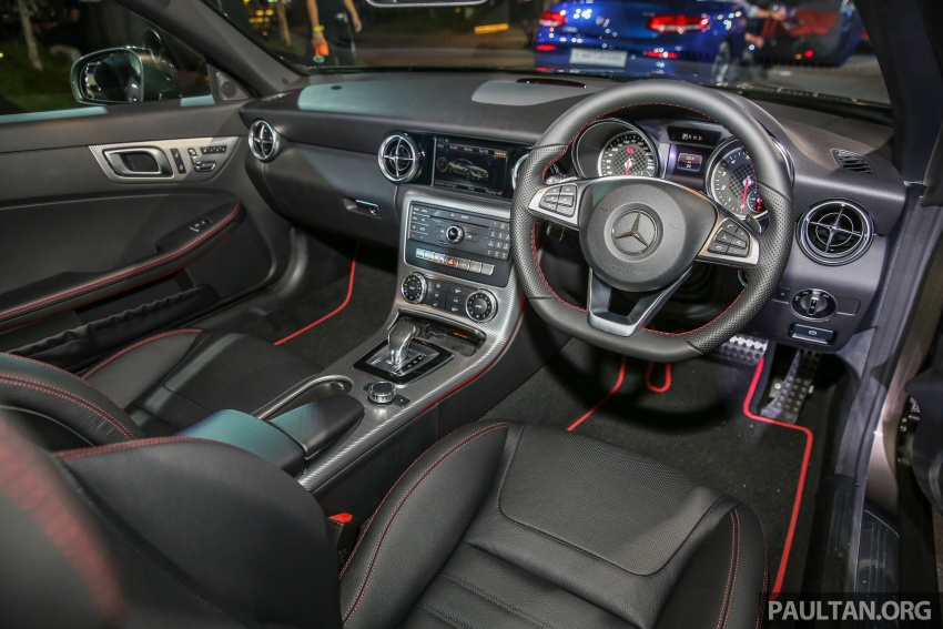 Mercedes-Benz SLC launched in Malaysia – SLC200 at RM398,888, SLC300 AMG Line at RM468,888 Image #556806