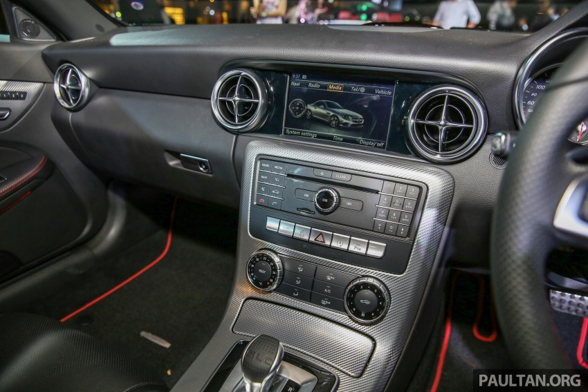Mercedes-Benz SLC launched in Malaysia – SLC200 at RM398,888, SLC300 AMG Line at RM468,888 Image #556808