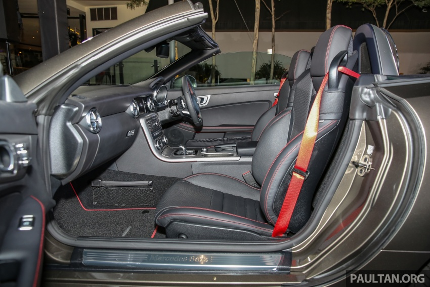 Mercedes-Benz SLC launched in Malaysia – SLC200 at RM398,888, SLC300 AMG Line at RM468,888 Image #556811