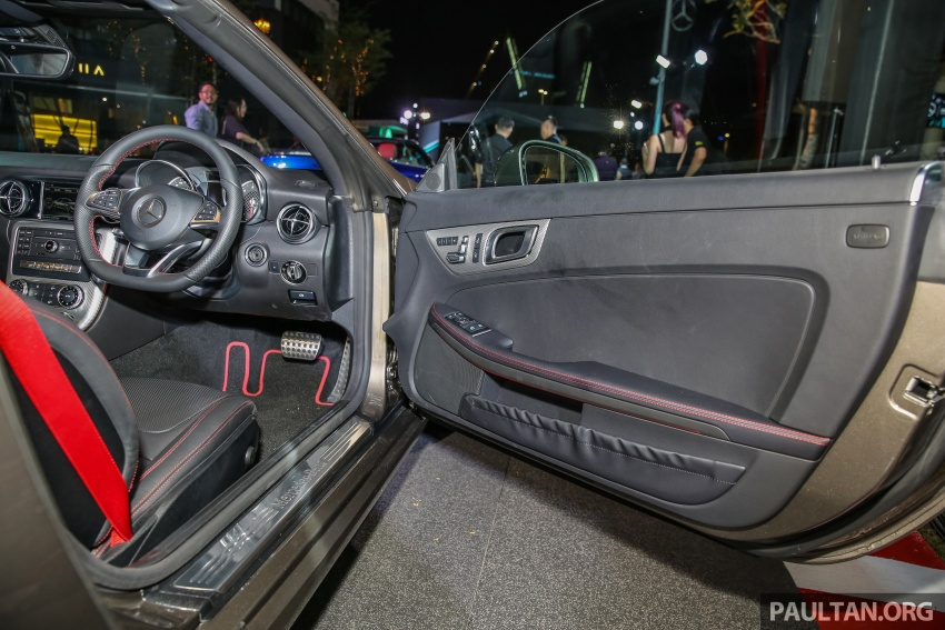 Mercedes-Benz SLC launched in Malaysia – SLC200 at RM398,888, SLC300 AMG Line at RM468,888 Image #556812