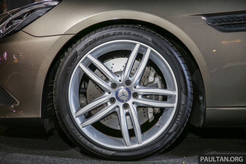 Mercedes-Benz SLC launched in Malaysia – SLC200 at RM398,888, SLC300 AMG Line at RM468,888 Image #556801