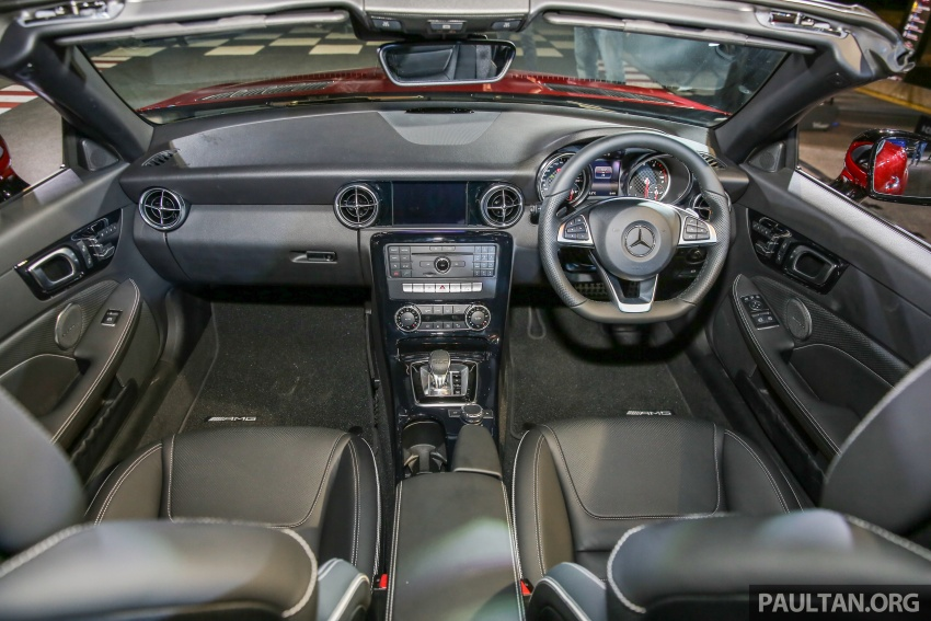 Mercedes-Benz SLC launched in Malaysia – SLC200 at RM398,888, SLC300 AMG Line at RM468,888 Image #556828