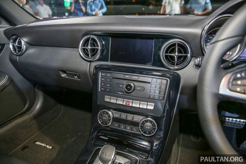 Mercedes-Benz SLC launched in Malaysia – SLC200 at RM398,888, SLC300 AMG Line at RM468,888 Image #556831