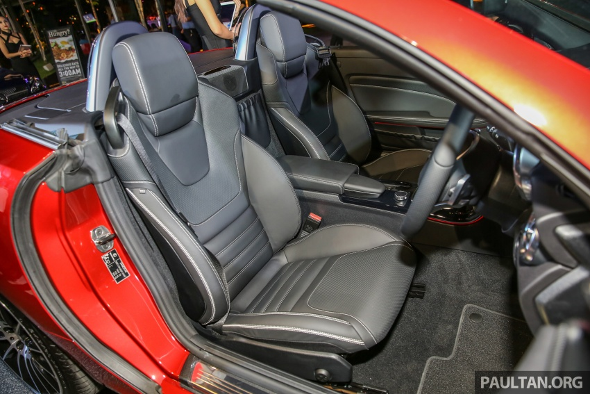 Mercedes-Benz SLC launched in Malaysia – SLC200 at RM398,888, SLC300 AMG Line at RM468,888 Image #556834