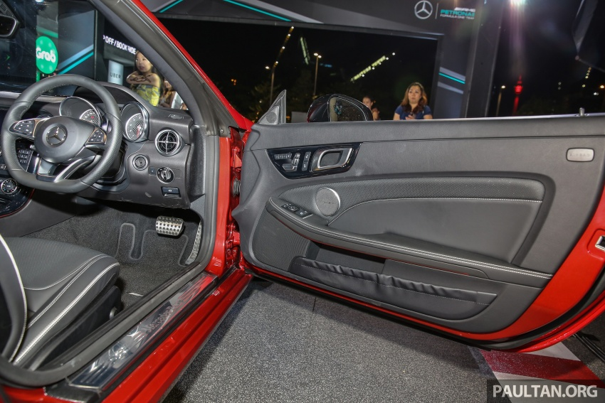 Mercedes-Benz SLC launched in Malaysia – SLC200 at RM398,888, SLC300 AMG Line at RM468,888 Image #556836
