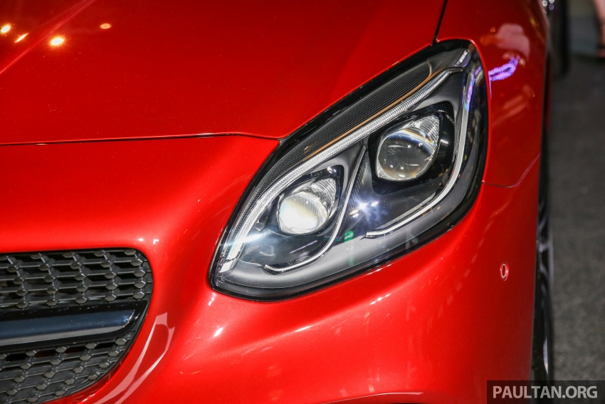Mercedes-Benz SLC launched in Malaysia – SLC200 at RM398,888, SLC300 AMG Line at RM468,888 Image #556821