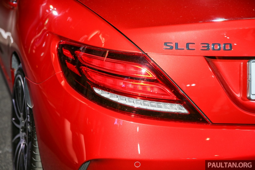 Mercedes-Benz SLC launched in Malaysia – SLC200 at RM398,888, SLC300 AMG Line at RM468,888 Image #556824