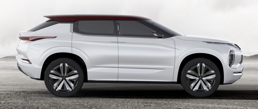 Mitsubishi GT-PHEV Concept – luxury SUV for Paris Image #549071