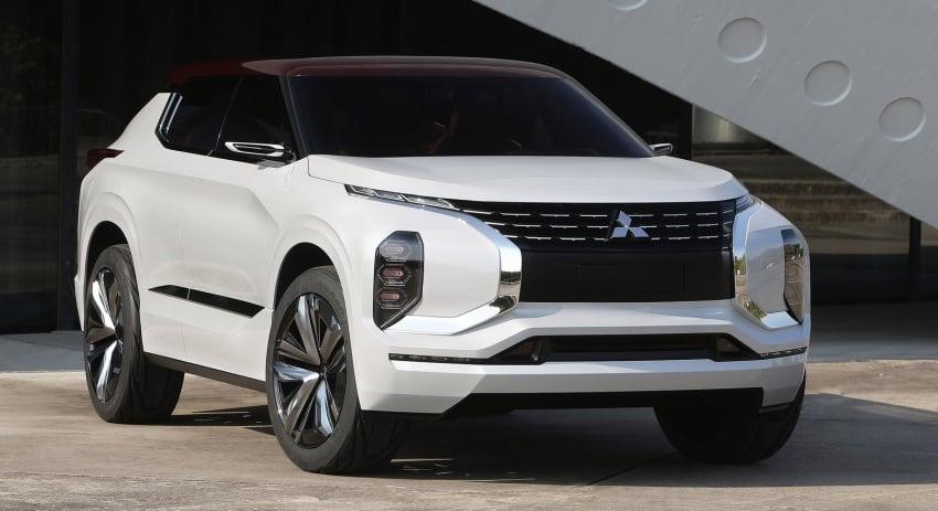 Mitsubishi GT-PHEV Concept – previews next Pajero? Image #556039