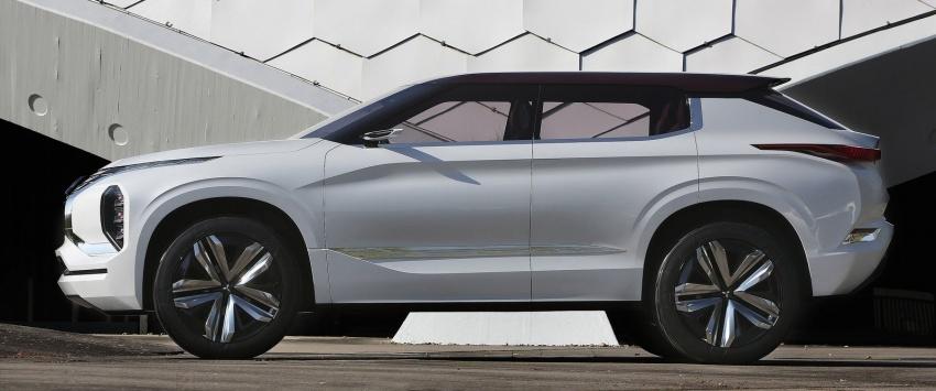 Mitsubishi GT-PHEV Concept – previews next Pajero? Image #556040