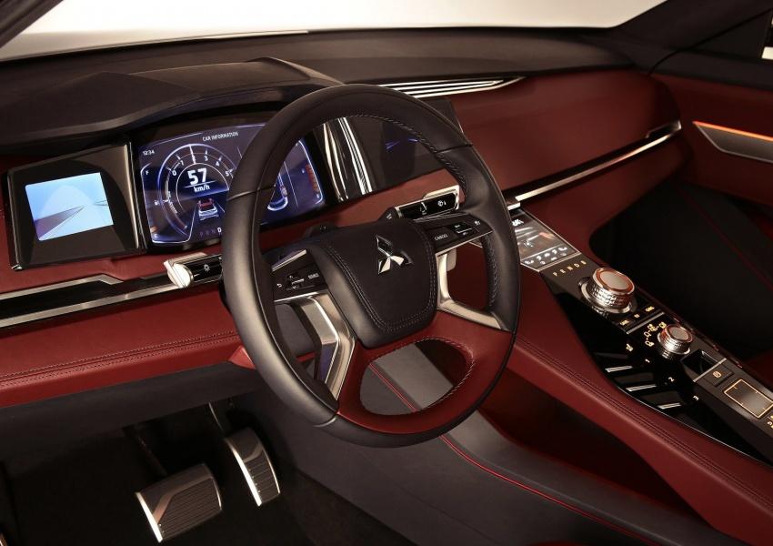Mitsubishi GT-PHEV Concept – previews next Pajero? Image #556043