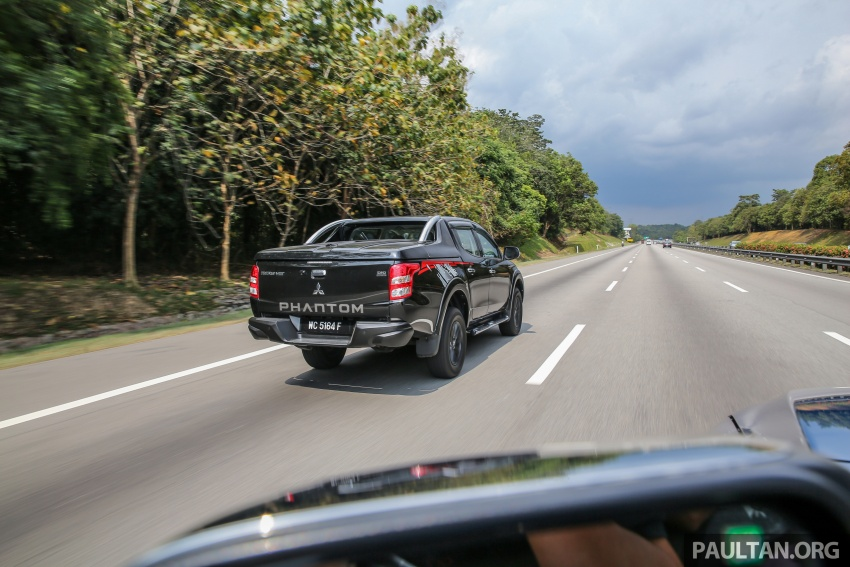New Mitsubishi Triton 2.4L MIVEC vs old 2.5L DI-D – how much more economical is the new diesel engine? Image #556069