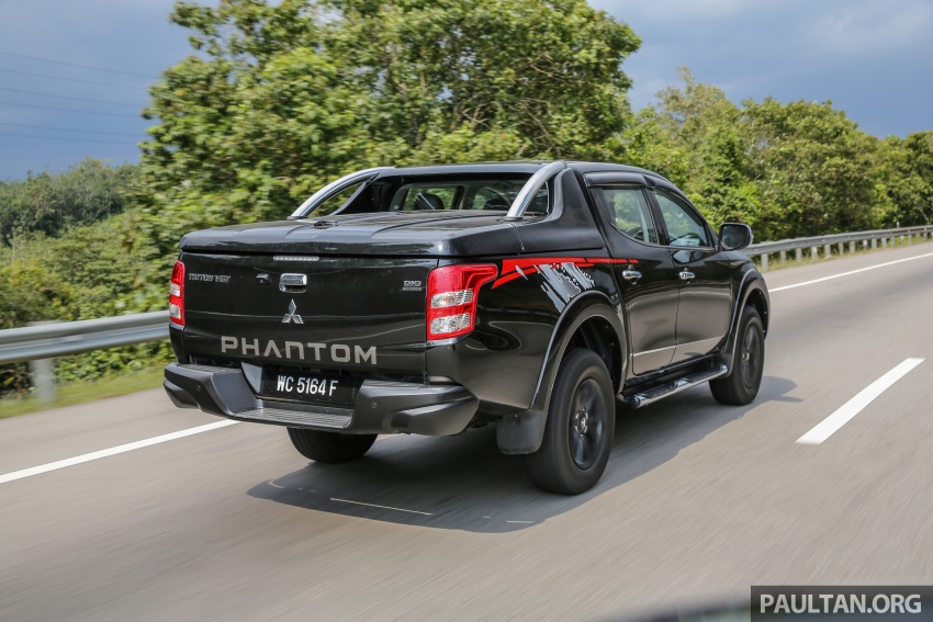 New Mitsubishi Triton 2.4L MIVEC vs old 2.5L DI-D – how much more economical is the new diesel engine? Image #556070