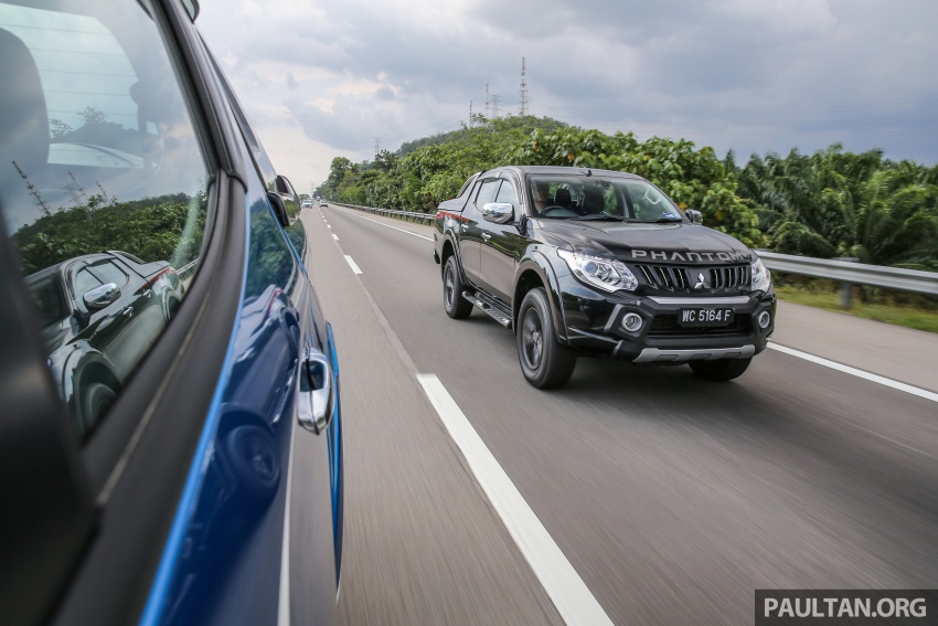 New Mitsubishi Triton 2.4L MIVEC vs old 2.5L DI-D – how much more economical is the new diesel engine? Image #556071