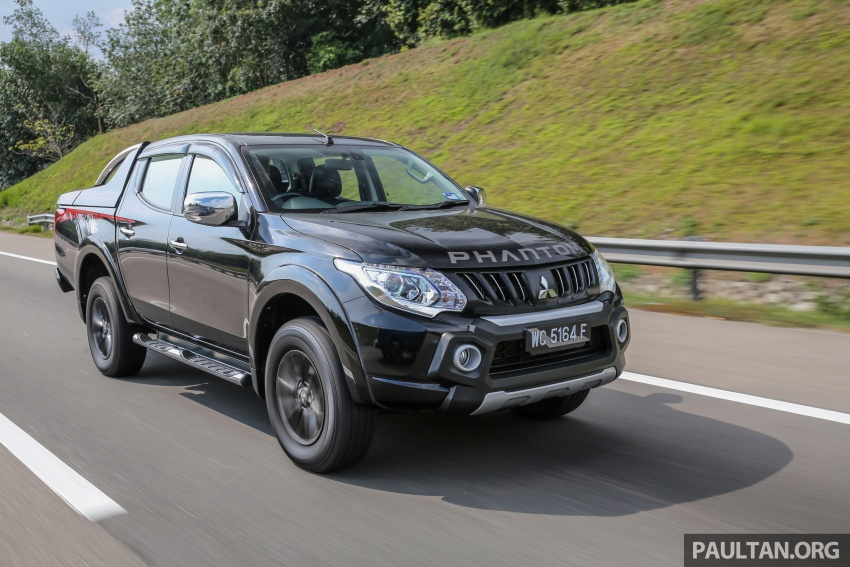 New Mitsubishi Triton 2.4L MIVEC vs old 2.5L DI-D – how much more economical is the new diesel engine? Image #556073