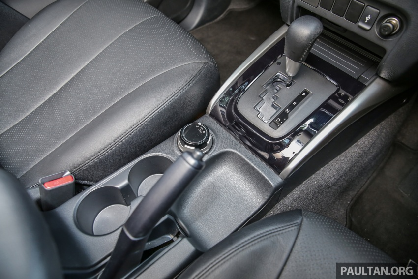 New Mitsubishi Triton 2.4L MIVEC vs old 2.5L DI-D – how much more economical is the new diesel engine? Image #556079