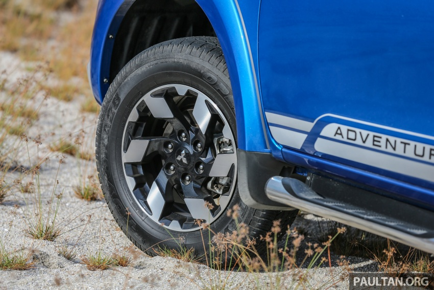 New Mitsubishi Triton 2.4L MIVEC vs old 2.5L DI-D – how much more economical is the new diesel engine? Image #556162