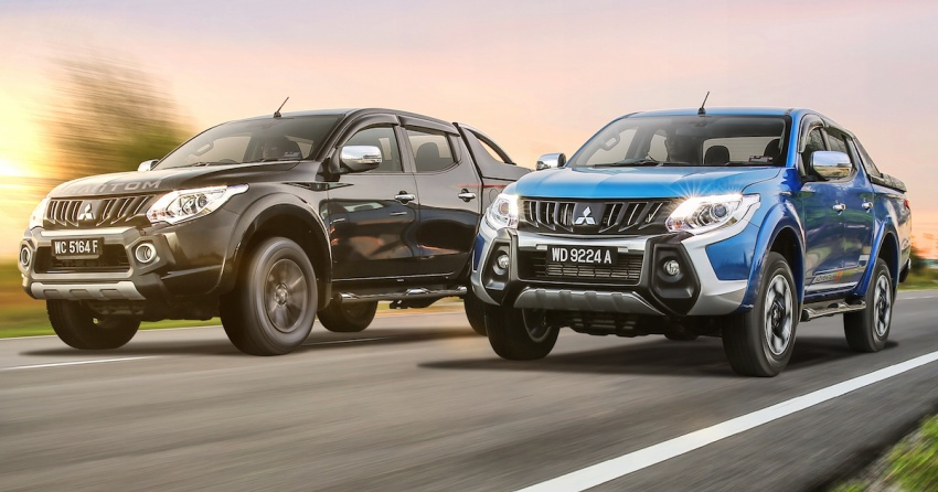 New Mitsubishi Triton 2.4L MIVEC vs old 2.5L DI-D – how much more economical is the new diesel engine? Image #556178