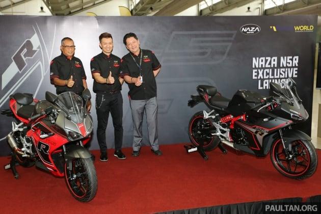 Naza N5R Launch VIP